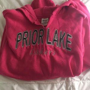 Prior Lake Lakers hoodie